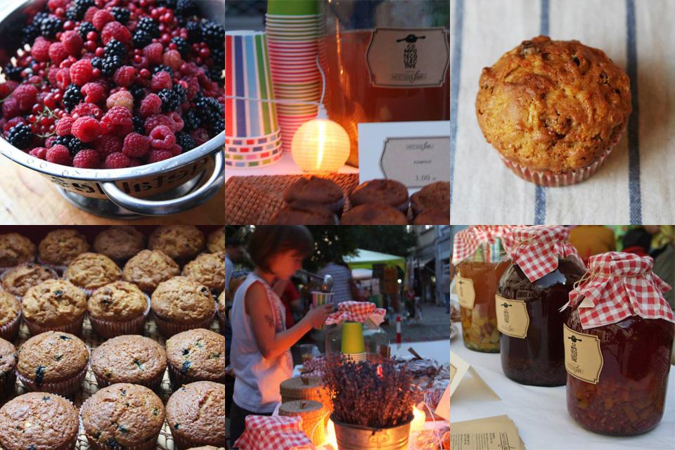 Muffin Stall 2013