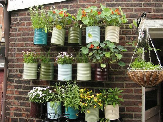Зеленчукова градина на балкона